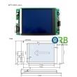 Monarch Serial display/indicator(MCTC-HCB-K)