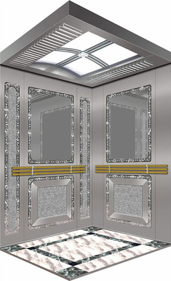 8.1 Passenger lift Cabin