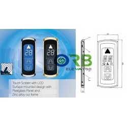 Touch screen LOP, Elevator LOP
