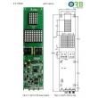 Monarch Serial display/indicator(MCTC-HCB-SL)