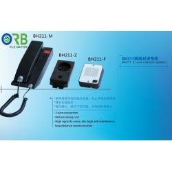 2-wire Intercom system