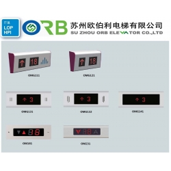 Floor display surface mounted, HPI, LOP