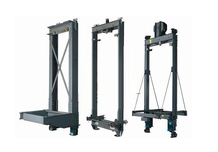 8.3 Cabin &Counterweight Frame