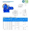 Geared traction machine, Motor