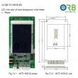 Monarch Serial display/indicator(MCTC-HCB-D2)