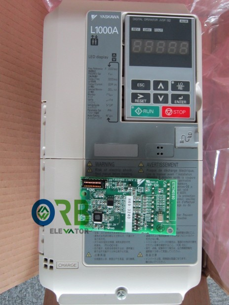 3.4 Yaskawa Frequency Inverter