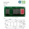 Monarch Serial display/indicator(MCTC-HCB-F)