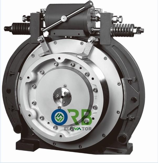 4.1 Gearless Traction Machine
