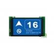 Dot matrix LCD display/indicator